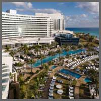 Miami Beach Ocean Front Resort