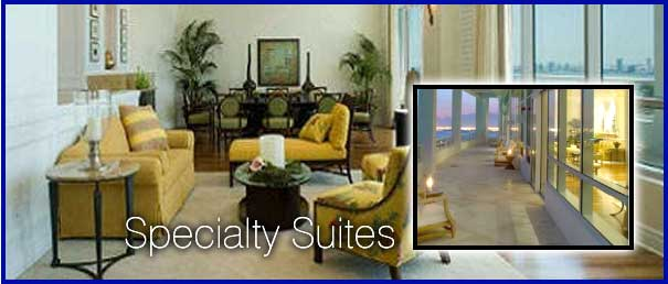 Specialty Suites at Miami Beach Ocean Front Resort